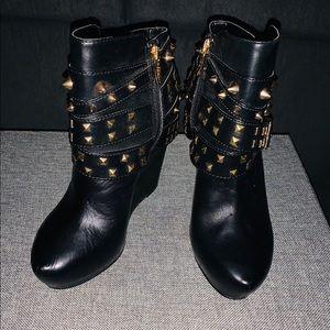 BCBG Rocker Girl Boots